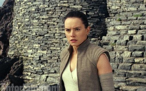 Daisy Ridley förväntade sig kritiken mot The Last Jedi