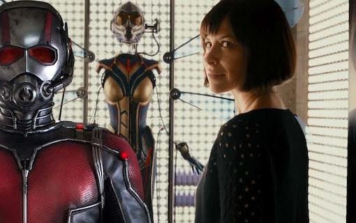 """Inspelningen av """"Ant-Man and the Wasp"""" har påbörjats"""