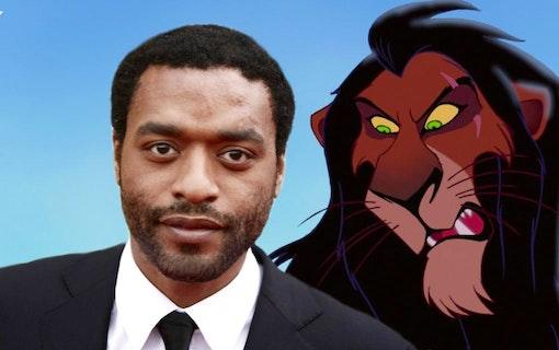 Chiwetel Ejiofor kanske får rollen som Scar!