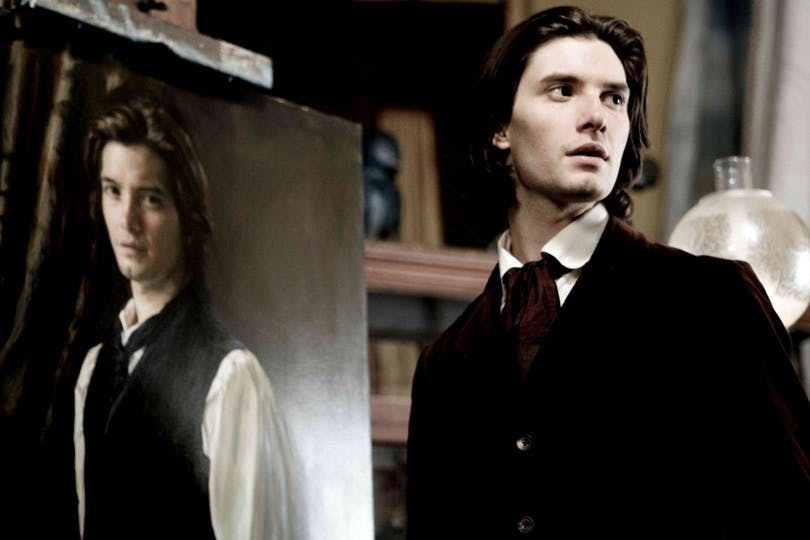 BIld på Ben Barnes som Dorian Gray.