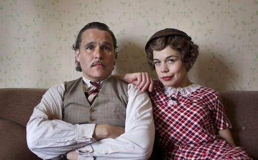 Erik Haag och Lotta Lundgren gör ny tv-serie ihop