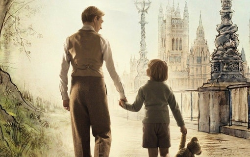 "Se trailern till kommande ""Goodbye Christopher Robin"""