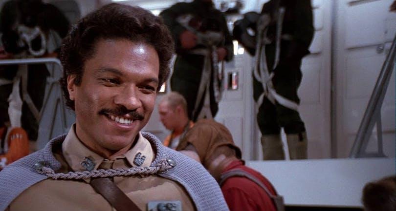 Lando Calrissian pansexuell