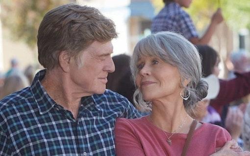 Robert Redford och Jane Fonda i ny Netflix film – Se trailern här