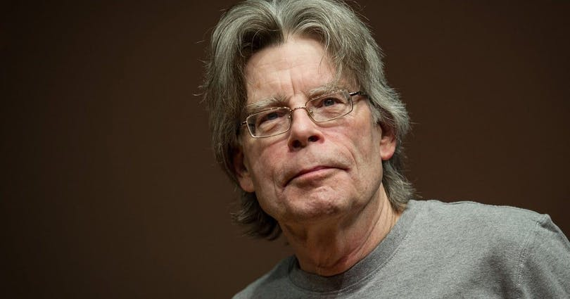 Stephen King intervju