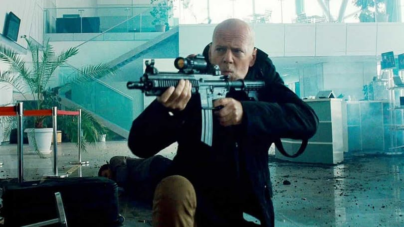 Bruce Willis i Death Wish - bästa filmtipsen 2018