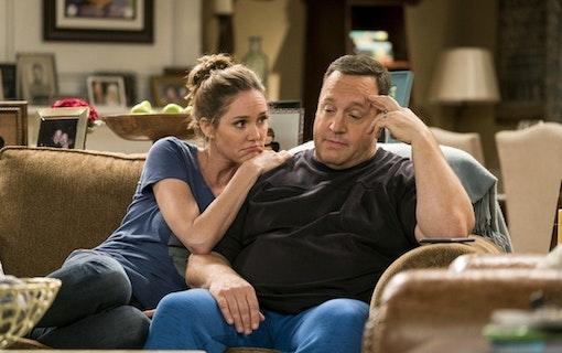 Erinn Hayes återvänder inte i säsong 2 av Kevin Can Wait