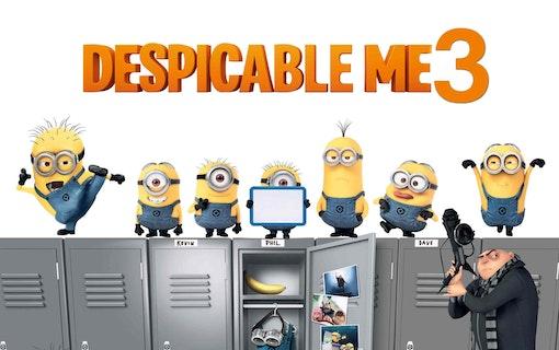 Despicable Me-filmerna slår rekord i biointäkter