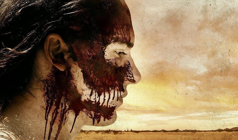 Poster till säsong 3 av Walking dead