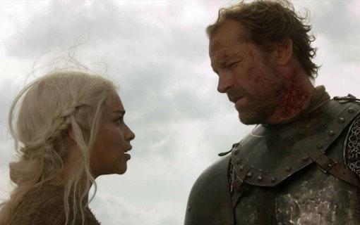 Game of Thrones (Friend zones)