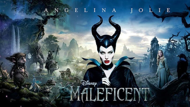 Poster på filmen Maleficent