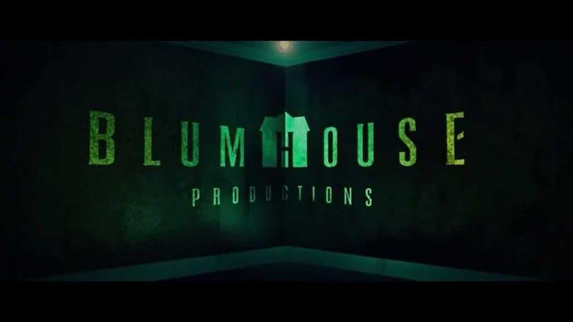 Produktionsbolaget Blumhouses logga