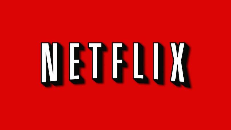 Bild på Netflix logga.