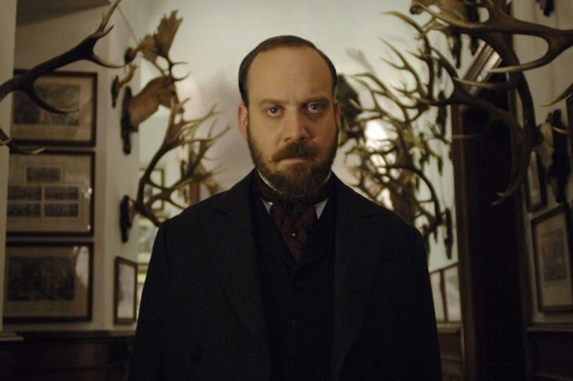 Paul Giamatti i Illusionisten.
