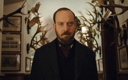 Paul Giamatti ansluter sig till Jungle Cruise