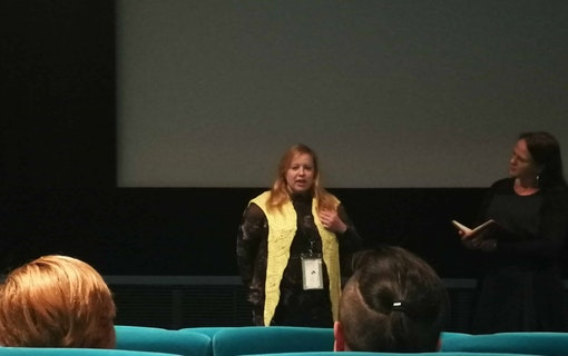 "Q&A med Niina Brandt (""My Secret Forest"")"