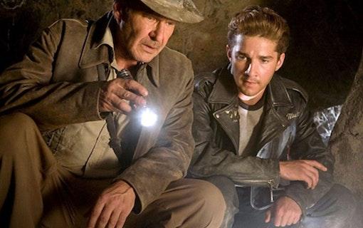 Shia LaBeouf återvänder inte till Indiana Jones 5