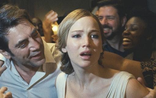 """Darren Aronofskys """"Mother!"""" delar både kritiker och publiken"""