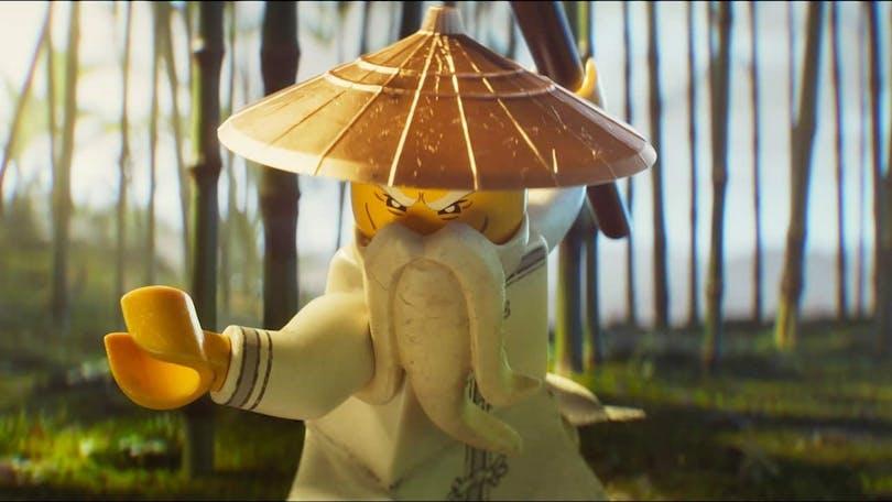The Lego Ninjago Movie - nya filmer 2017