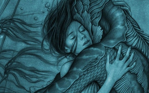 """Guillermo Del Toros """"The Shape of Water"""" vann Guldlejonet"""