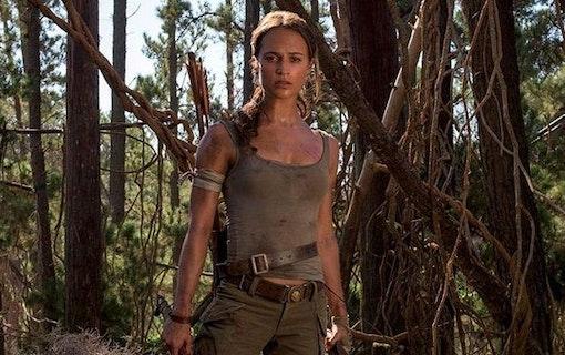 """Sprillans ny trailer till """"Tomb Raider"""" släppt!"""