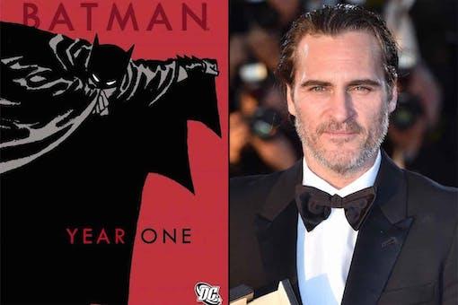 Joaquin Phoenix kunde ha blivit Darren Aronofskys Batman