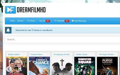 filmer att streama gratis