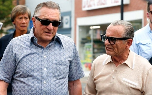 """EXTRA: Se Robert DeNiro och Joe Pesci återförenas i Scorseses maffiafilm """"The Irishman"""""""