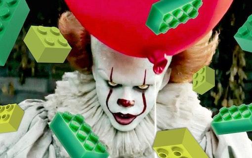 """Spana in skräckfilmen """"Det"""" i en LEGO-version"""