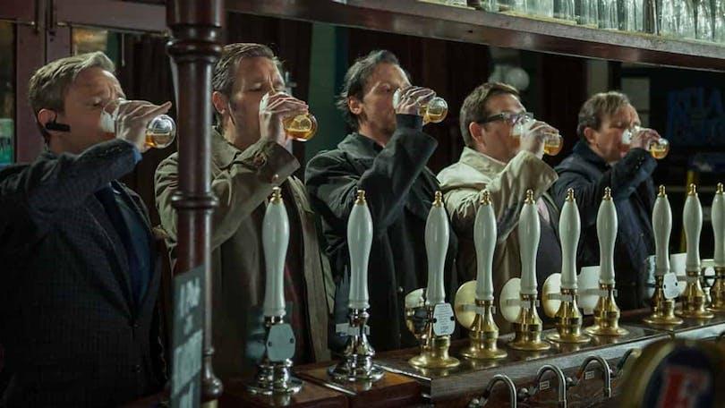 Alkohol på film