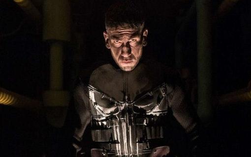 "Inför premiären av Netflix nya Marvel-serie ""The Punisher"""