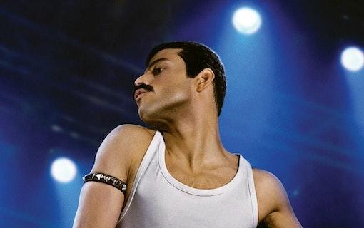 Ny bild på Rami Malek som Freddie Mercury