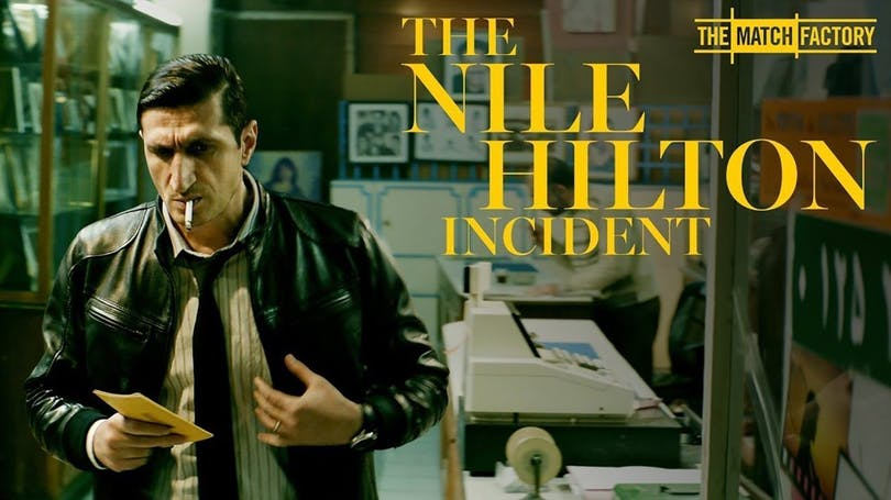"Fares Fares i ""The Nile Hilton Incident"""