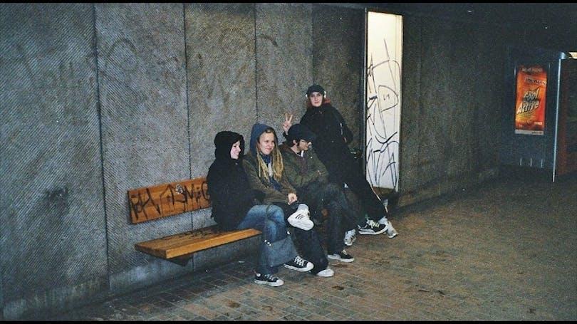 Ragnhild, Jussi och några vänner