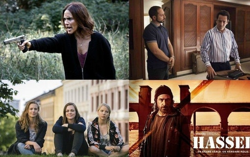 Spännande seriepremiärer i september