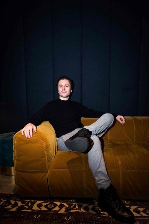 Intervju: Sverrir Gudnason (Borg)
