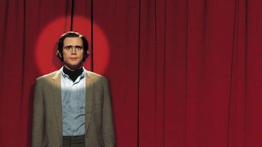 Vi ska få se hur Jim Carrey förvandlades till Andy Kaufman