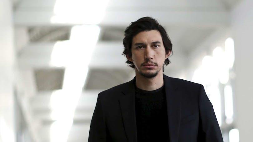 Bild på skådespelaren Adam Driver.
