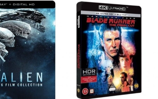 TÄVLING: Blade Runner och Alien-box