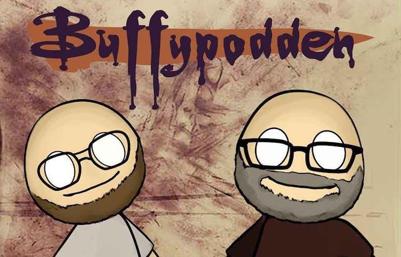 Poster för Buffypodden