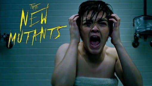 Första trailern för The New Mutants bjuder på skräck