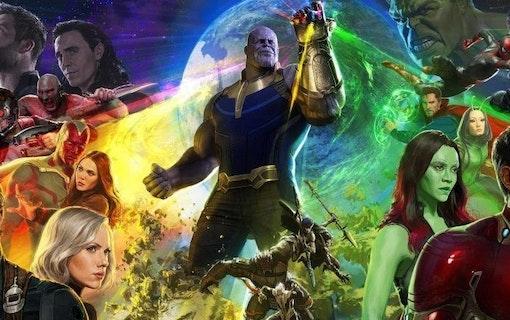 Ny häftig trailer till Avengers: Infinity War
