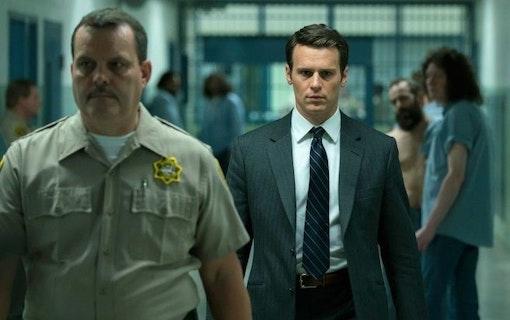 Mindhunter säsong 2 - David Fincher hintar en fortsättning