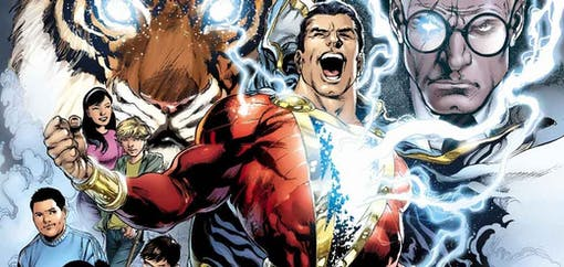 """Han ska spela huvudrollen i DC:s """"Shazam""""!"""
