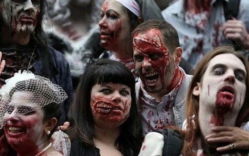 Snart tågar Zombies på gatorna i London