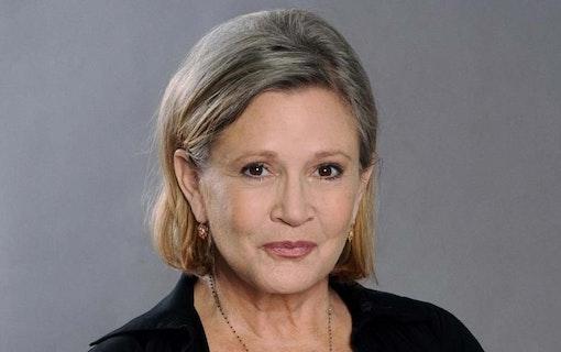 Carrie Fishers bror positiv till Leias återkomst