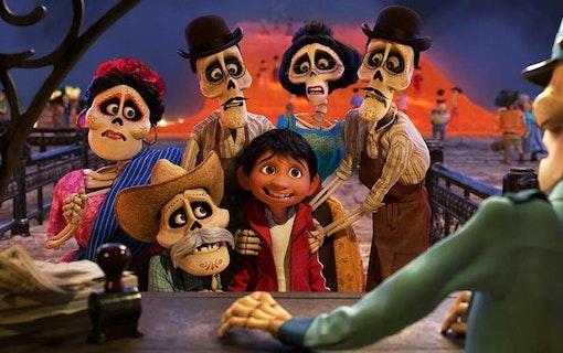 """Första recensionerna av Pixars """"Coco"""" har kommit!"""