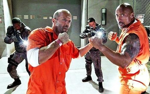 """EXTRA: """"Fast & Furious"""" får en spin-off – med Dwayne Johnson och Jason Statham!"""