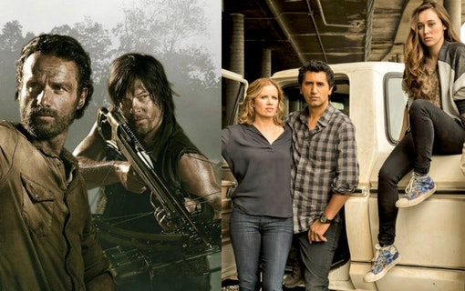 "Crossover planerad mellan ""The Walking Dead"" och ""Fear the Walking Dead"""