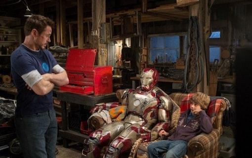Ty Simpkins återvänder till MCU i den fjärde Avengers-filmen